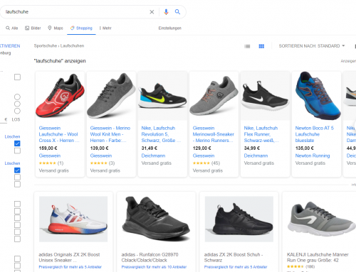 Was ist Google Shopping?